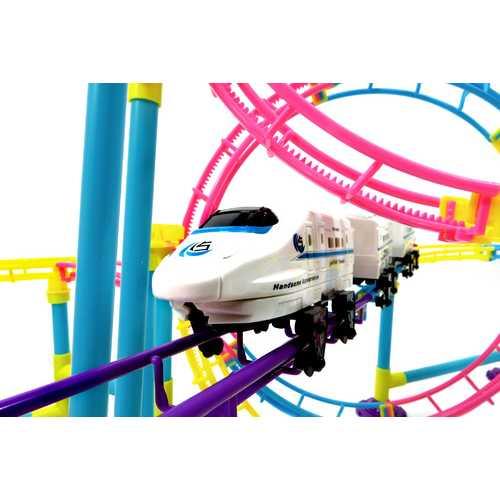 Park Roller Coaster set 4