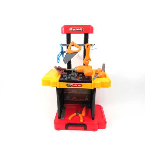 Kids Tool Workshop Bench