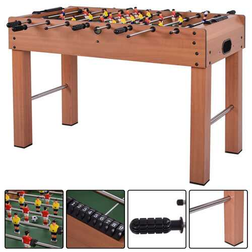 48 inch Competition Game Foosball Table 5