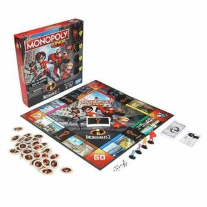 The Incredibles - Monopoly Junior