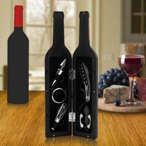 Premium Wine Bottle Gift Set