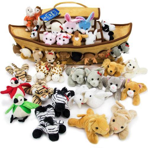Noah's Ark Plush 3