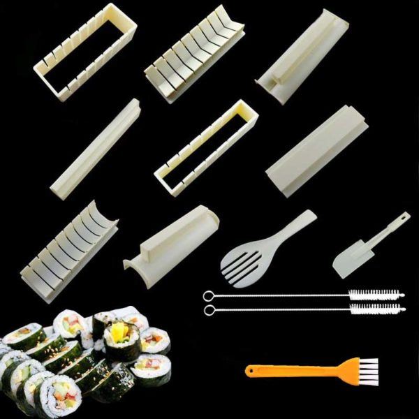 Sushi Making Kit - 11 Piece Set