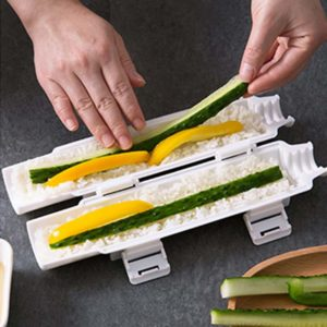 Sushi Making Kit - 11 Piece Set - 8