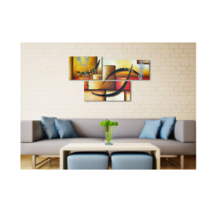 Abstract Wall Decor Oil Painting