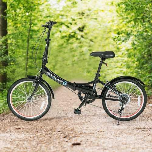 Lightweight Adult Folding Bicycle Bike 1