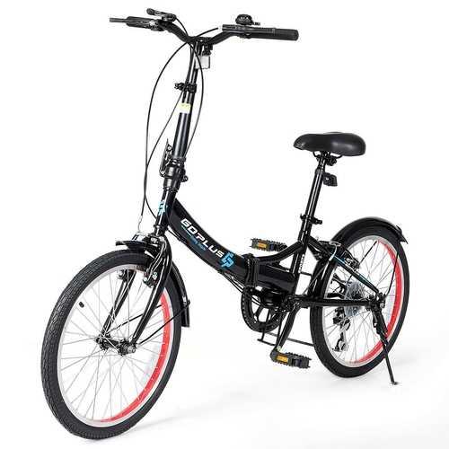 Lightweight Adult Folding Bicycle Bike