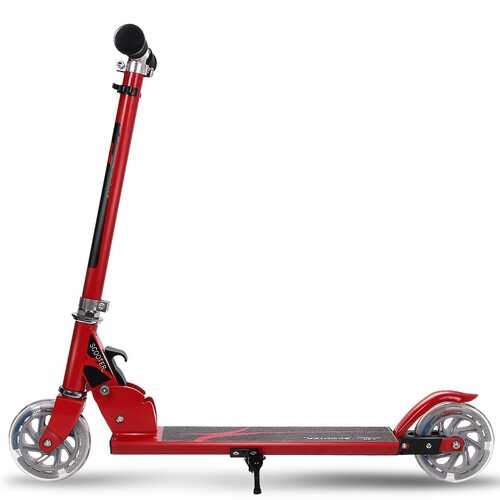Kids Kick Scooter - Red 1