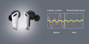 Edifier TWSNB2 Wireless Noise Cancelling Earphones - 2