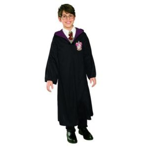 Harry Potter Childs Gryffindor Robe Costume