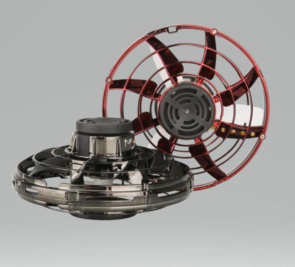 Flying Spinner Toy - open