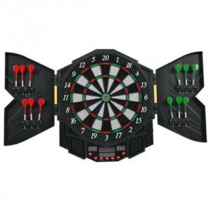 Professional Electronic Dartboard Set