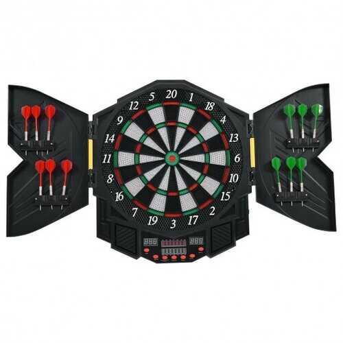 Professional Electronic Dartboard Set