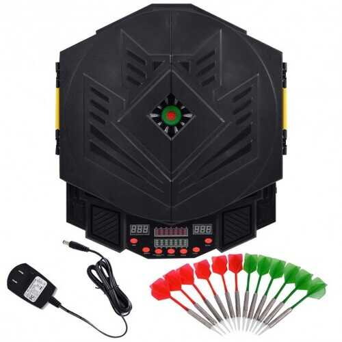 Professional Electronic Dartboard Set with LCD Display 4