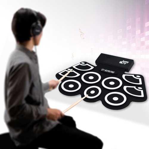 Electronic Drum Set. 1