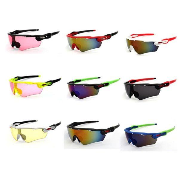 UV400 Unisex Cycling Sunglasses-all