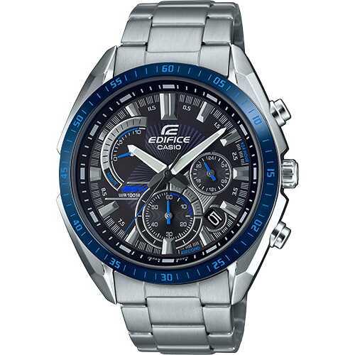 Casio Men's Edifice Standard Chronograph Stainless Watch