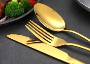 24 Piece Fancy Tableware Set 3