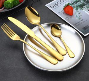 24 Piece Fancy Tableware Set 2