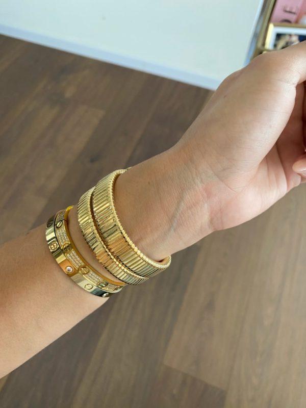 Womens Snake Bracelet Watch 3