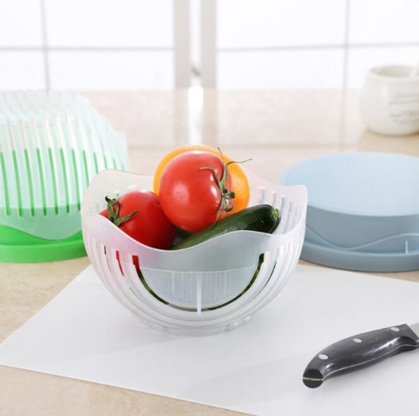 Creative Salad Cutter / Fruit and Vegetable Cutter 1