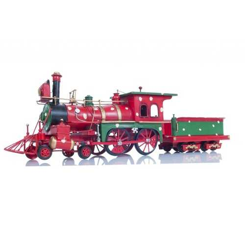 Handmade Christmas Train Model 1
