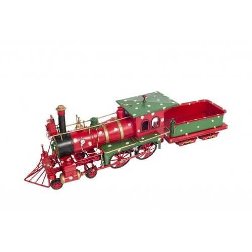 Handmade Christmas Train Model 3