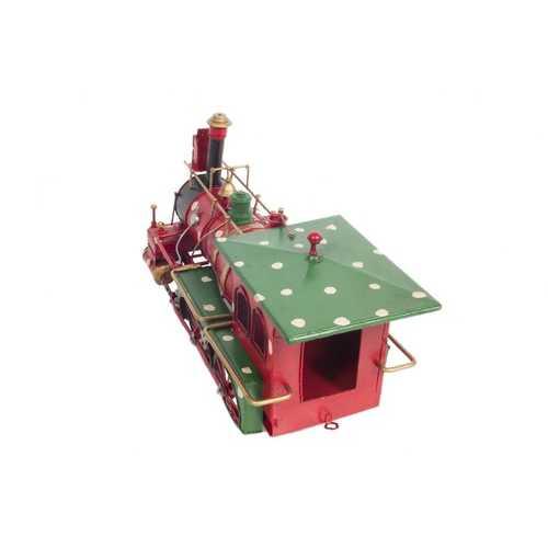 Handmade Christmas Train Model 6
