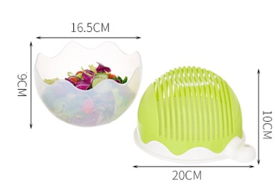 Creative Salad Cutter / Fruit and Vegetable Cutter 6