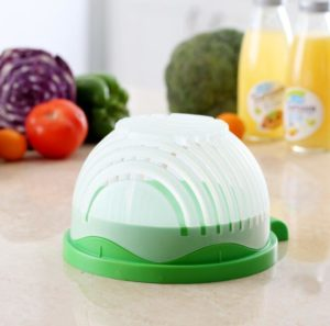 Creative Salad Cutter
