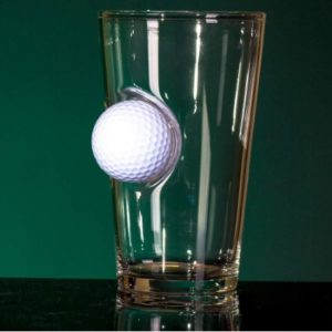 Golf Ball Beer Glass - 2