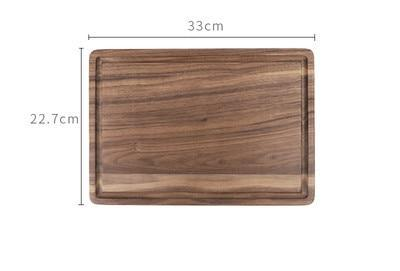 Black Walnut Chopping Board - Small