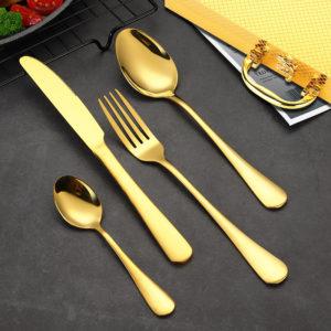 24 Piece Fancy Tableware Set 1