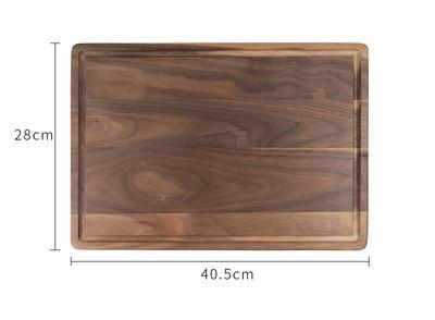 Black Walnut Chopping Board - Large