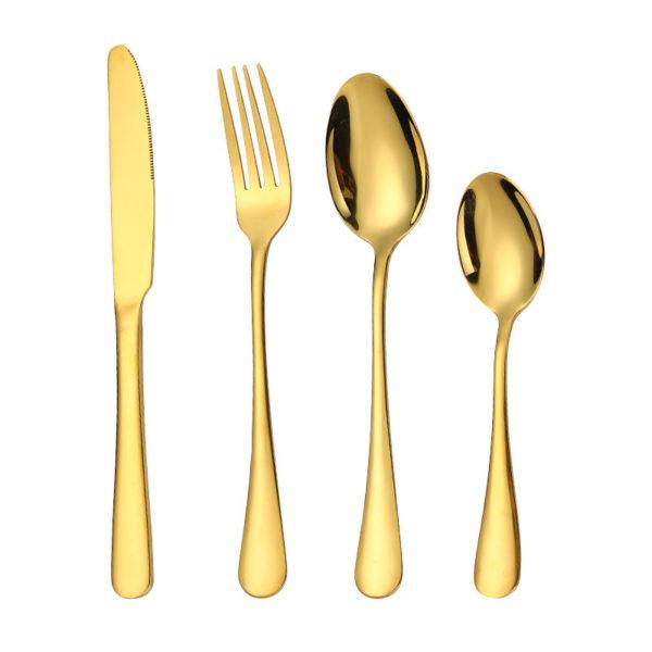 24 Piece Fancy Tableware Set