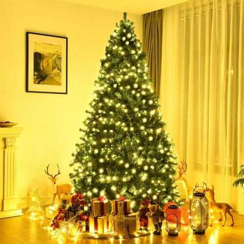 PVC Artificial Christmas Tree - 8ft 1