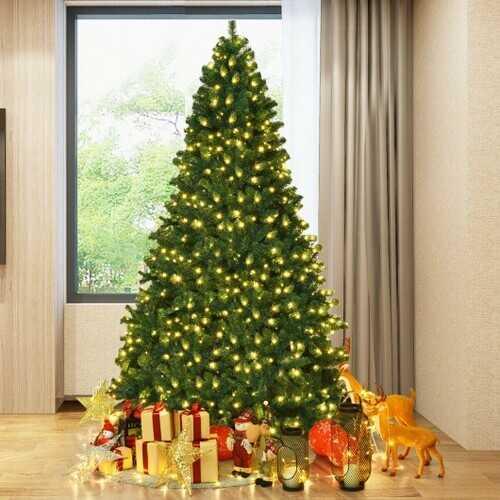 PVC Artificial Christmas Tree - 8ft 2