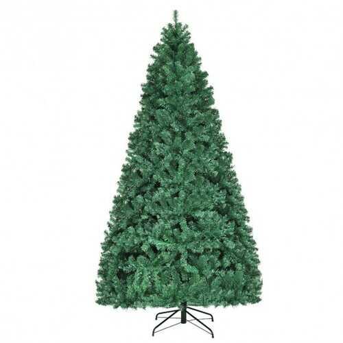 PVC Artificial Christmas Tree - 8ft 4