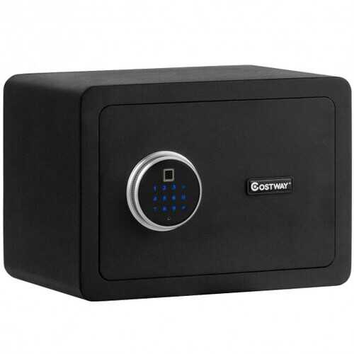 Fingerprint Safe Box Security Box 4