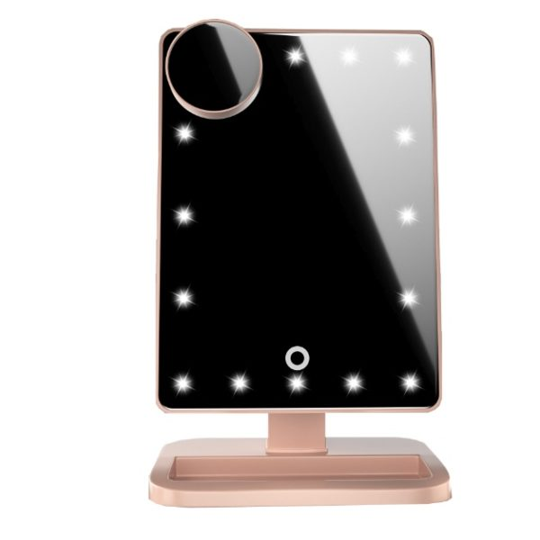 LED Touch Screen Makeup Mirror 5