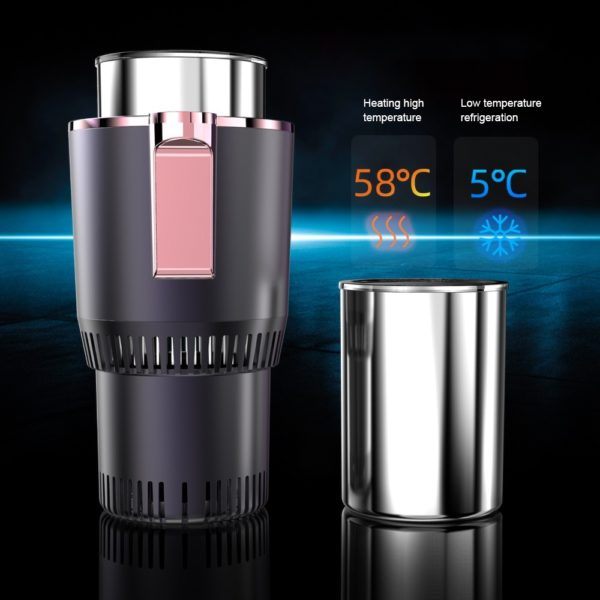Intelligent Car Cup - Heater and Cooler with Smart Digital Display 1
