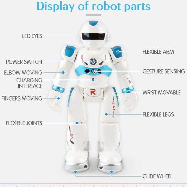 Children's Smart Remote Control Robot - 6