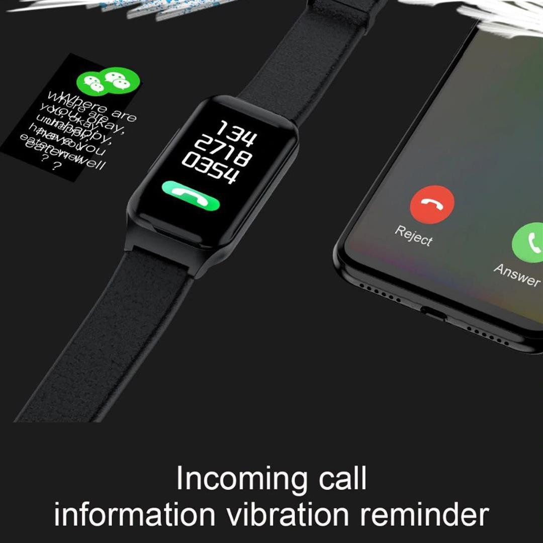 Fitness Smart Watch with Bluetooth Earphones - 10