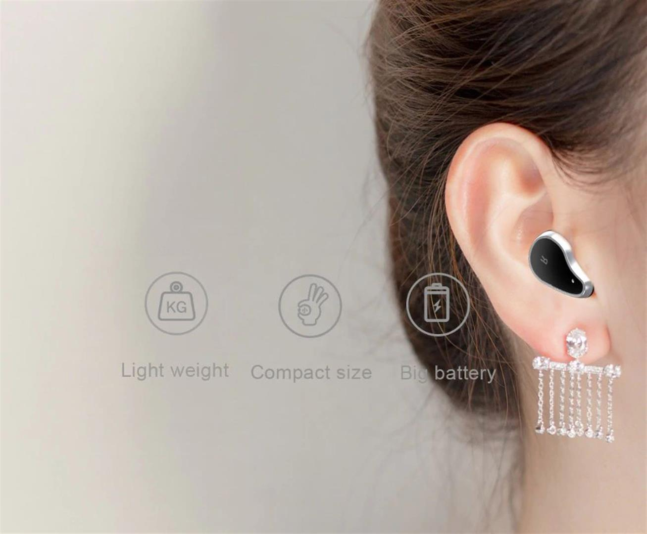 Fitness Smart Watch with Bluetooth Earphones - 11
