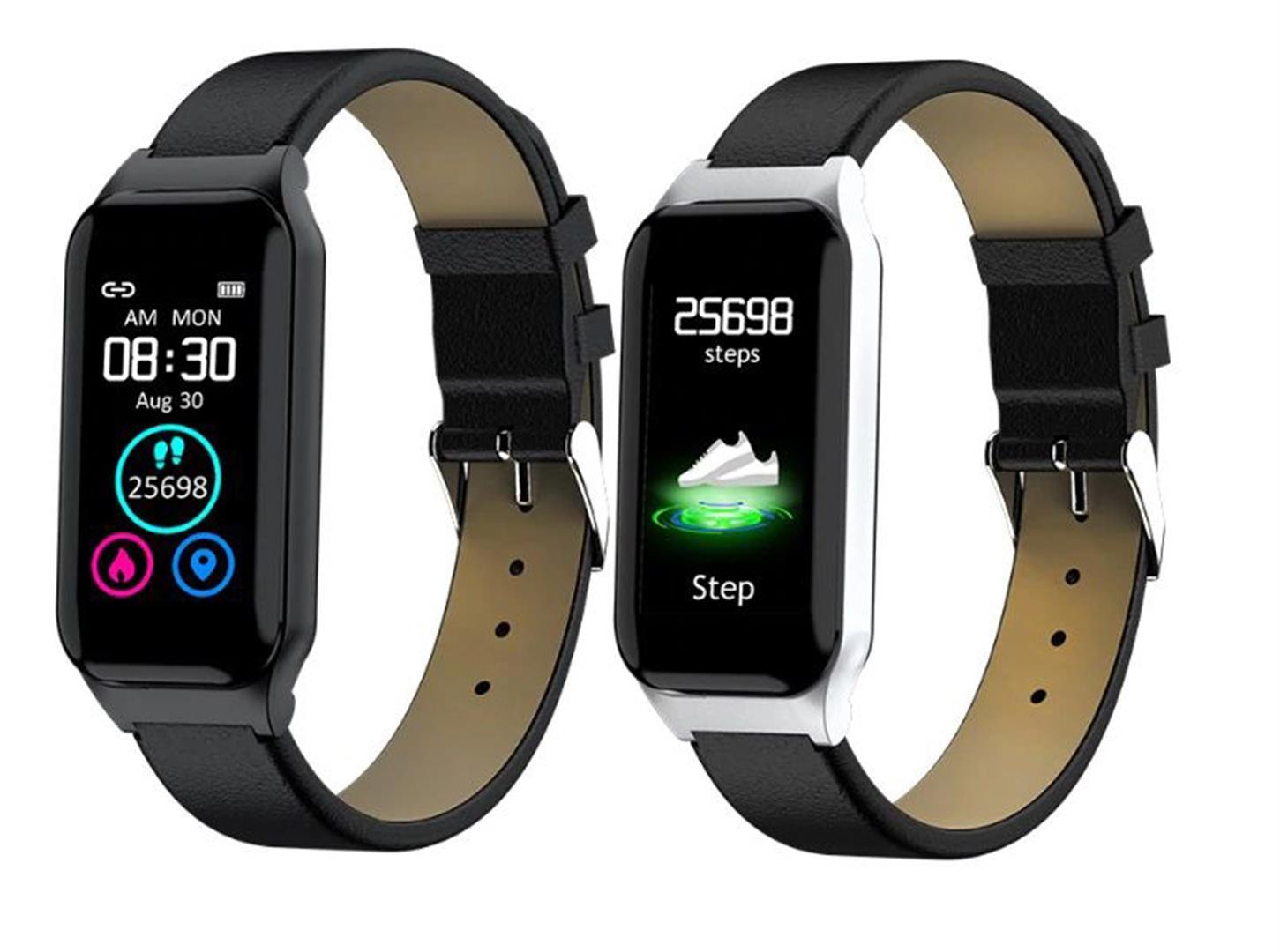Fitness Smart Watch with Bluetooth Earphones - 15