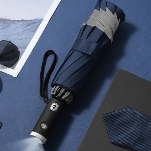 Inverse LED Umbrella - Blue1