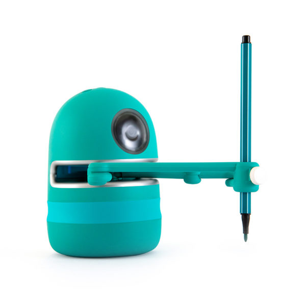 Flash Card Drawing Robot For Kids