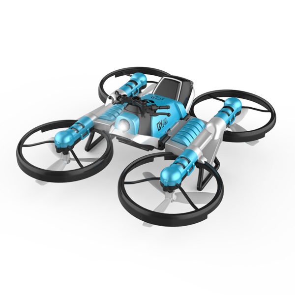 2 in 1 Transformer Drone - Quadcopter-Motorcycle Drone 4
