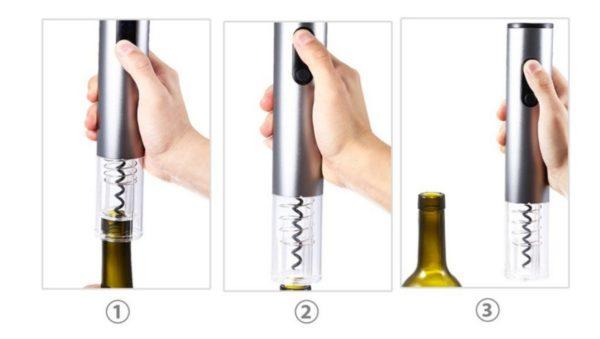 Automatic Wine Bottle Opener 1