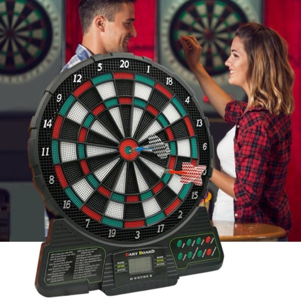 Electronic Dartboard With Automatic Scoring - 3
